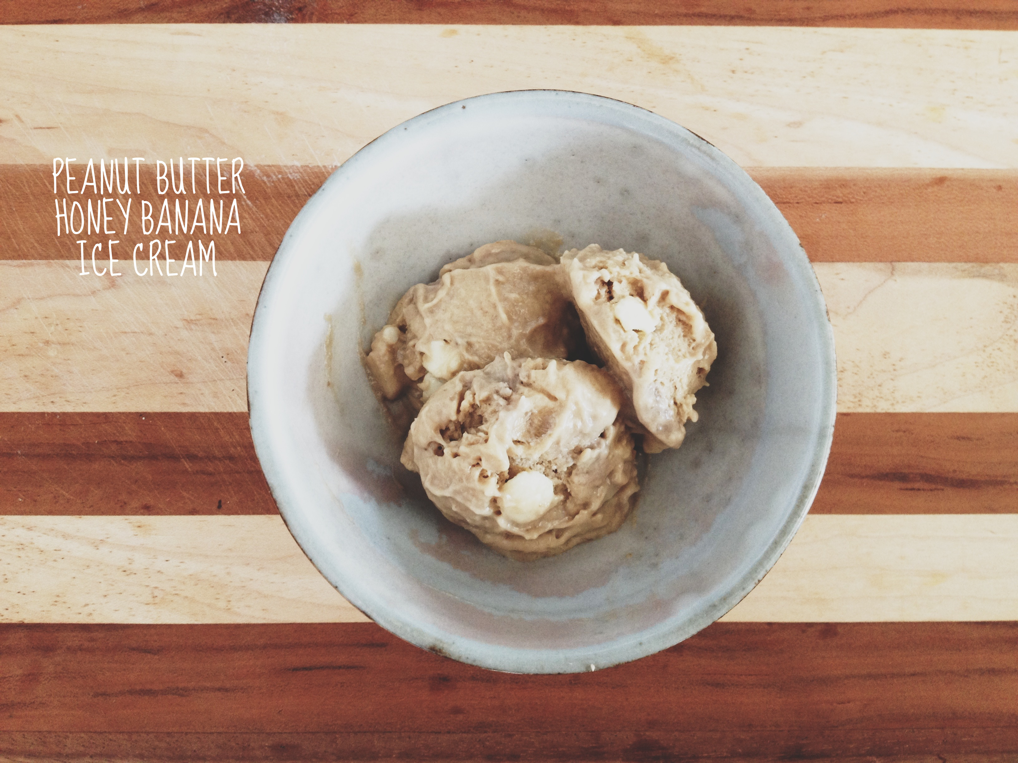 Banana, Peanut Butter And Honey Ice Cream Recipes — Dishmaps